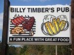 Billy Timber's Pub & Eatery