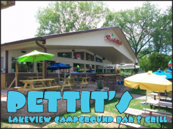 Pettit's Lakeview Campground, Bar & Grill